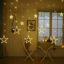 slow twinkling christmas lights amazon com twinkle star 12 stars 138 led curtain string lights