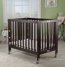 orbelle roxy folding portable crib with mattress u0026 reviews wayfair