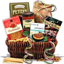 table in tuscany italian gift basket care packages and gifts