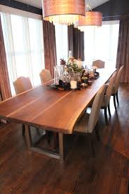 Wood Dining Room Tables And Chairs by Walnut Table Property Brothers Dining Room Pinterest Walnut