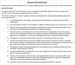 sample construction proposal template 5 free documents in pdf doc
