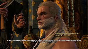 witcher 2 hairstyles royal audience main quest the witcher 3 wild hunt game guide