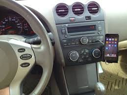 nissan altima 2013 locked keys in car ios device dashboard mounts by proclip usa are top shelf