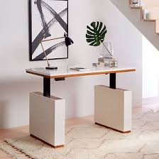 west elm standing desk modern sit stand desk desks modern and apartments