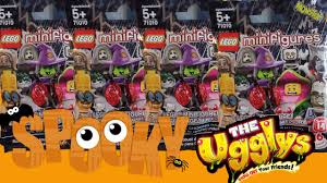 scary halloween figures special halloween lego mini figures spooky blind bag scary