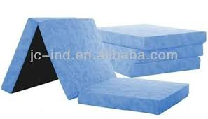 Folding Bed Mattress Memory Foam Folding Bed With Mattress Buy Folding Bed With