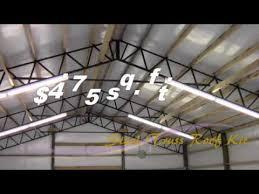 Metal Pole Barns Steel Truss Pole Barn Kits