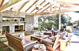 Covered Porch Ceiling Material by Accessories And Furniture Custom Covered Patio Design Thinkter