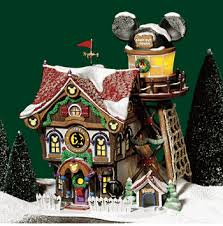 department 56 pole mickey s pole house