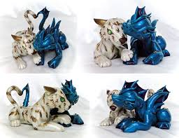 toothless cake topper wedding cake topper tiger and water by shemychan on