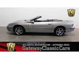 99 black camaro 1998 to 2000 chevrolet camaro for sale on classiccars com 33