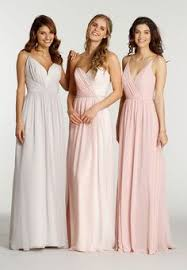 jim hjelm bridesmaids style jh5564 chiffon a line bridesmaid gown v neckline draped