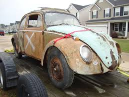 old rusty volkswagen thesamba com other vw vehicles volksrods view topic 1958