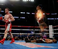 Canelo Meme - 26 best memes of canelo knocking out amir khan sportige
