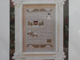 Country Cottage Needlework by Handmade Unframed