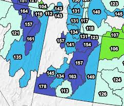 Snowfall Totals Map This Utah Resort Got 47 U2033 Of Snow Over The Holiday Weekend