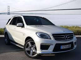 used mercedes benz m class cars for sale motors co uk