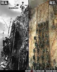 hacksaw ridge hacksaw ridge vs the true story of desmond doss medal of honor