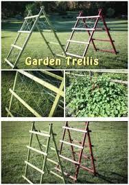 Make Your Own Cucumber Trellis Raised Bed Trellis For Under 5 Cheap Checks Gardens And Raising