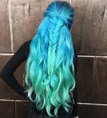 25 trending mermaid hair ideas on pinterest colourful hair