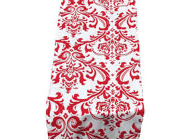red and white table runner 14 x 36 solid red table runner 14 x