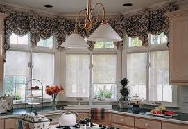 window treatment ideas for kitchen kitchen curtains smart window treatment ideas