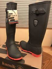 s rubber boots canada kamik casual s rainboots ebay