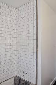 Diy Tile Bathtub Diy Budget Bathroom Renovation Reveal Beautiful Matters