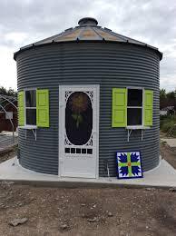 repurposed grain bin for a gift shop bin ideas pinterest