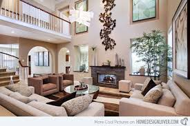 Living Room High Ceiling 15 Interiors With High Ceilings High Ceiling Living Room