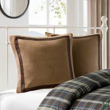 Plaid Bedding Set Hadley Plaid Comforter Set Multi
