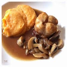 cuisiner paupiette de dinde paupiettes de dinde chignons de purée de patate douce