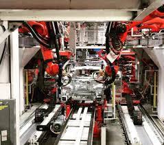 tesla model 3 bottleneck now understood production could increase