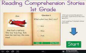 1st Grade Reading Comprehension Worksheets Kids Grade 1 Reading Grade 1 Reading Comprehension Pdf 1 Grade