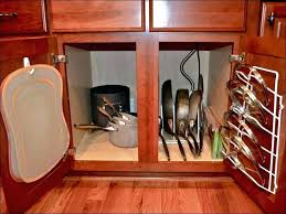 kitchen pan storage ideas pot and pan storage ideas hang your pots and pans and utensils on