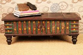 old trunk coffee table pk home diy modern vi thippo