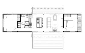 railroad style apartment floor plan building the villa straylight