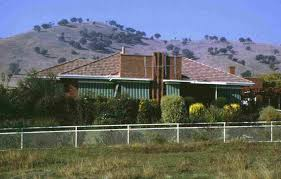 when was the first house built holdsworthy bethanga