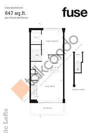 fuse modern condos u0026 lofts talkcondo