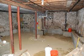 Basement Wall Insulation Options by Renovating A 100 Year Old Basement U2013 Raam Dev