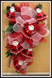 405 best xmas deco mesh images on pinterest winter wreaths