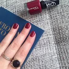 i really have blonde feelings the christmas nail polish