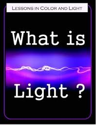 what is light in science what is light science lesson and notebooking pages by learning