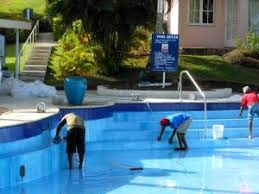 Maintaining A Swimming Pool