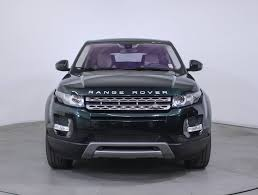 land rover range rover evoque 2014 used 2014 land rover range rover evoque pure plus suv for sale in