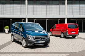 mercedes shares 2014 mercedes vito revealed shares underpinnings with v
