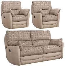 Fabric Recliner Sofa by Buy Buoyant Metro 2 Seater Fabric Recliner Sofa Online Cfs Uk
