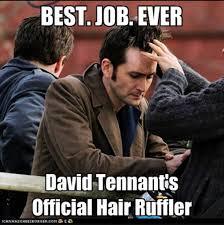 David Tennant Memes - can we talk about david tennant s hair doctor who amino