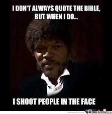 Biblical Memes - listening to some old atheist experience videos and heard a great
