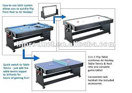 3 in 1 air hockey table 3 in one games table 4 in 1 games table 3ft football games table